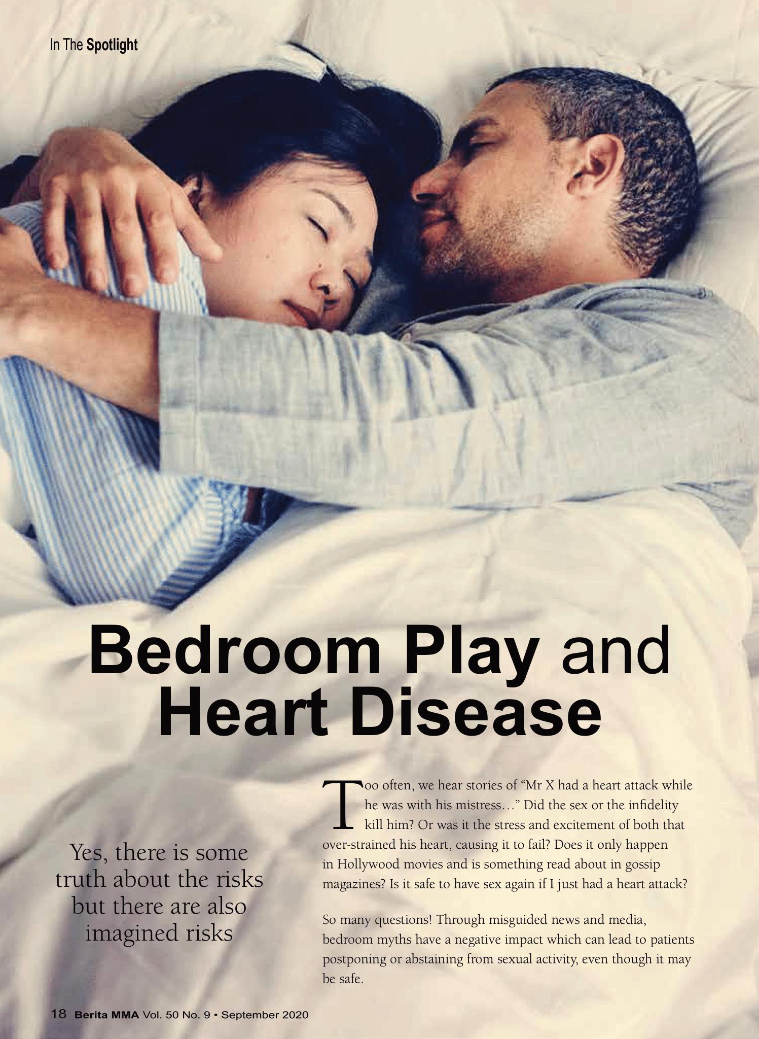 Dae Han Rehab - Bedroom Play and Heart Disease